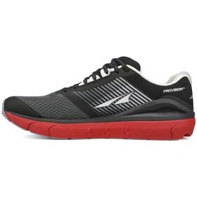 Altra Provision 4 Zapatillas Running Hombre, black/grey/red
